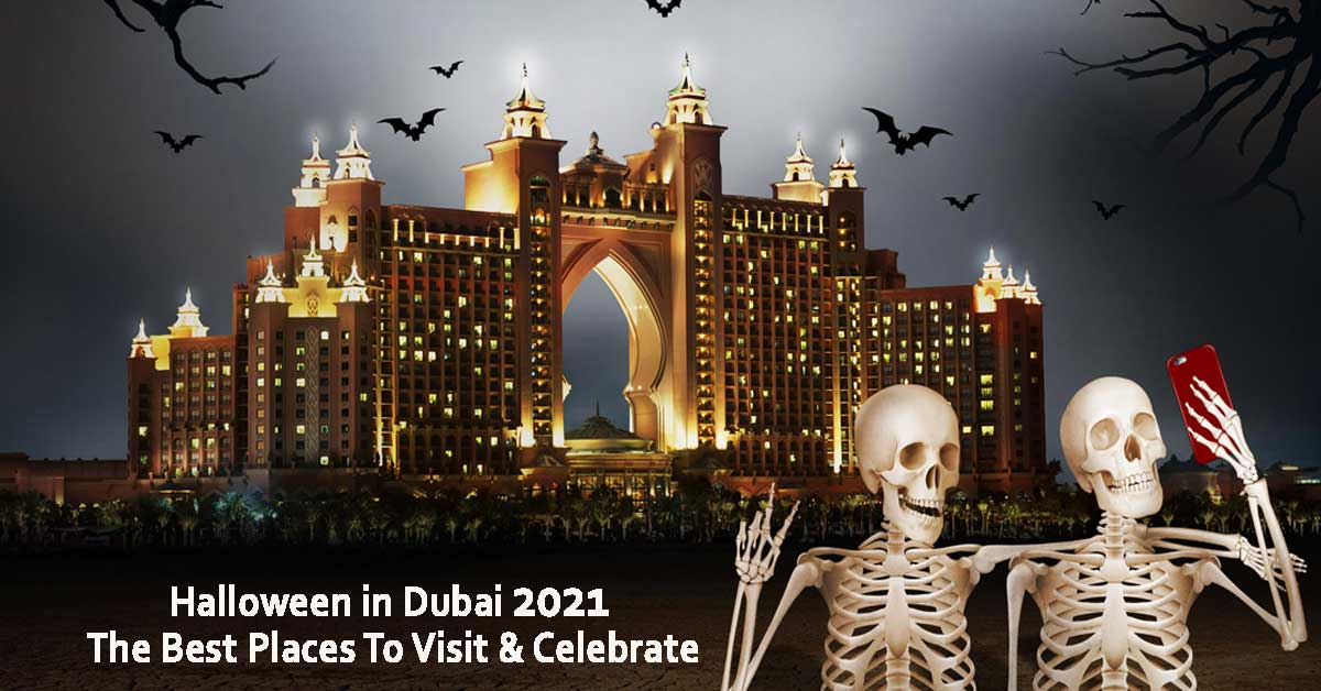 Halloween in Dubai 2021: The Best Places To Visit & Celebrate