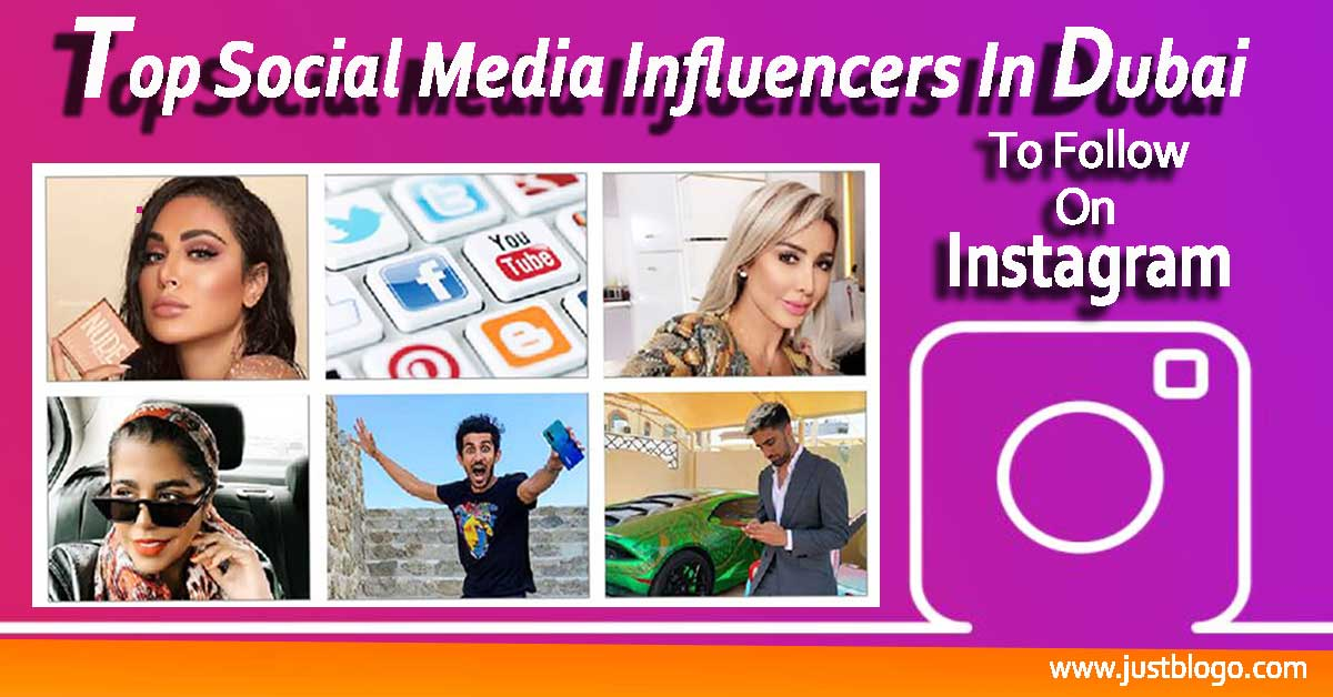 Top Social Media Dubai Influencers To Follow On Instagram